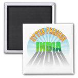 Uttar Pradesh Fridge Magnet
