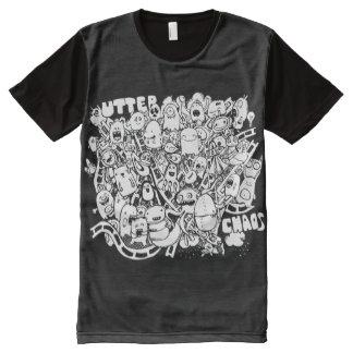 utter chaos All-Over print shirt