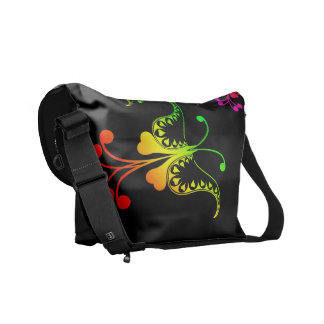 utterfly gradation messenger bag