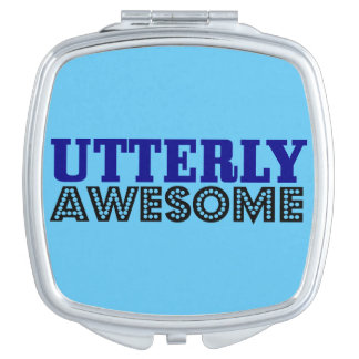 Utterly Awesome Compact Mirror