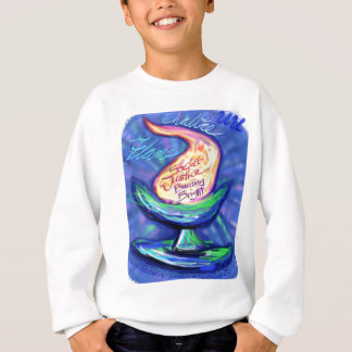 UU Chalice.jpg Sweatshirt