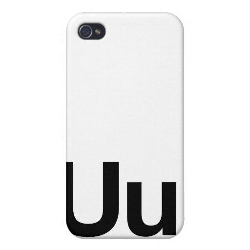 Uu Helvética iPhone 4 Cobertura