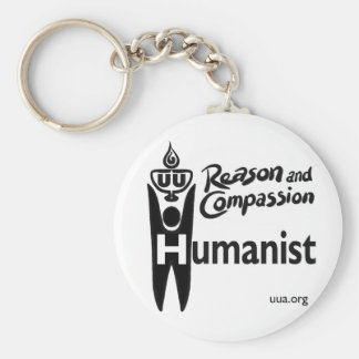 UU Humanist Keychain