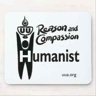 UU Humanist Mouse Pad
