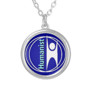 UU Humanist Personalized Necklace