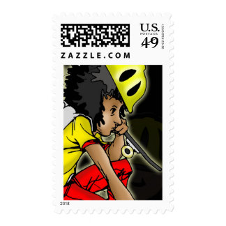 UUDayDream Postage Stamp