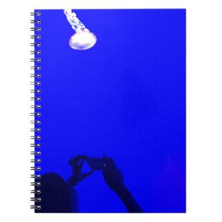 UV Jellyfish Notebook