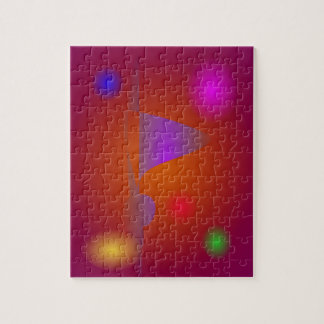 Uva Brown de la constelación Puzzles