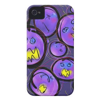 Uva Nutes iPhone 4 Carcasa