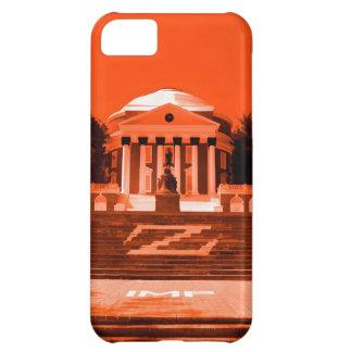 UVA Rotunda Orange iPhone 5C Cases