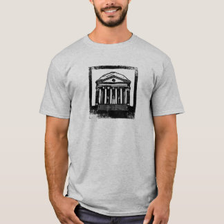 UVA (University of Virginia) Rotunda T-Shirt