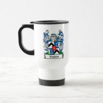 Uvarov Family Crest Mug