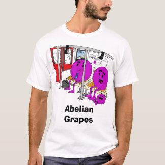 Uvas abelianas playera