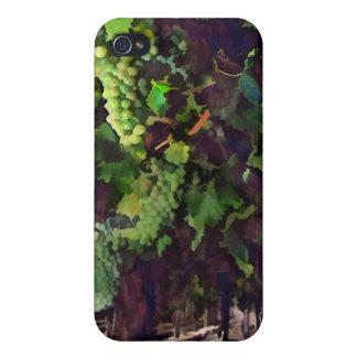 Uvas de conexión en cascada iPhone 4 fundas