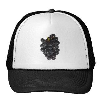 Uvas de grapes gorros bordados