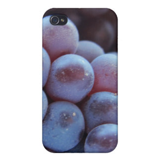 Uvas iPhone 4 Carcasa