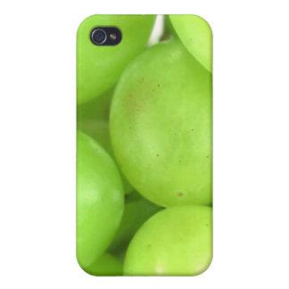 Uvas iPhone 4 Fundas
