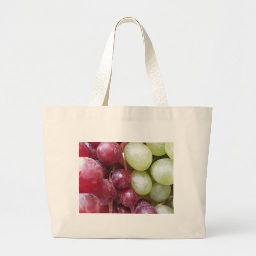 Uvas mezcladas bolsas de mano