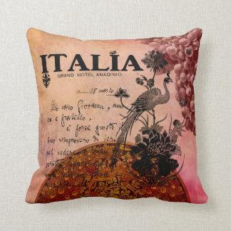 Uvas rosadas Italia Cojines