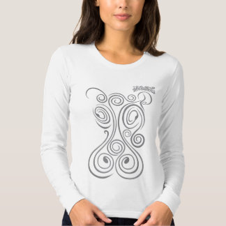 UVH Offsides, Charcoal Design Tee Shirt