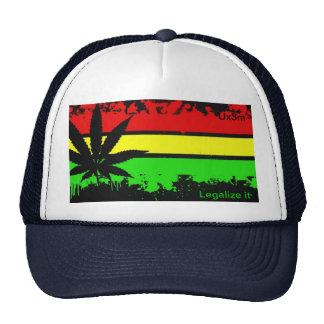 Ux3m caps hat
