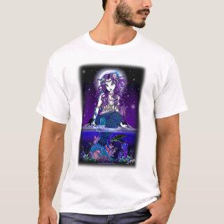 """Uxia"" Twilight Moon Gothic Mermaid Top"