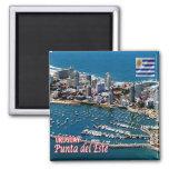 UY - Uruguay - Punta del Este - puerto Imán Cuadrado