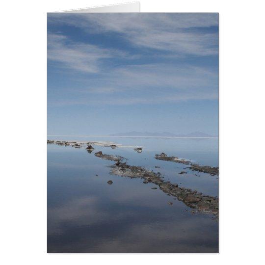 uyuni plain trail card