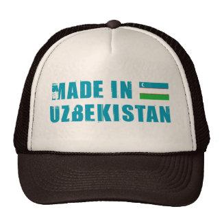 UZBEKISTAN TRUCKER HAT