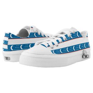 Uzbekistan Low-Top Sneakers