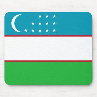 uzbekistan mouse pad