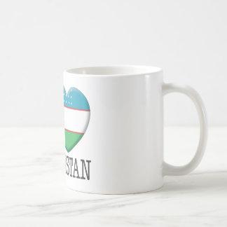 Uzbekistan Coffee Mugs