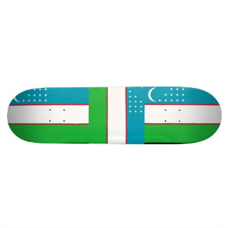 Uzbekistan Skate Board Deck
