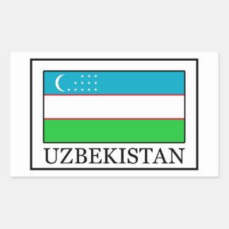 Uzbekistan sticker