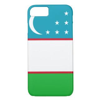 uzbekistan up iPhone 3 case