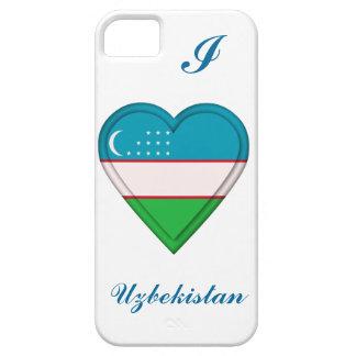 Uzbekistan Uzbekistani flag iPhone SE/5/5s Case
