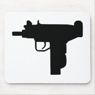 Uzi - arma alfombrillas de raton