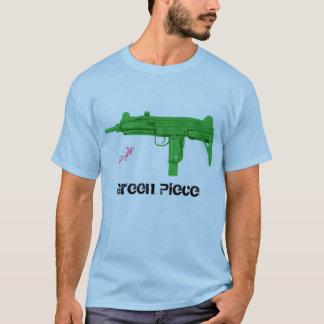 uzi fun Green Piece, R T-Shirt