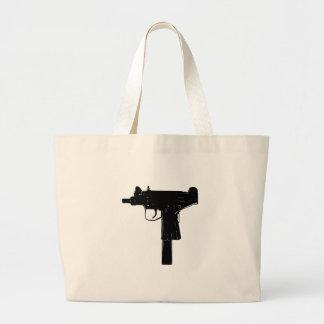 uzi large tote bag