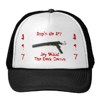 uzi, Rep'n da 417, Jay Wikid, Tha Dark Carnie, ... Trucker Hat