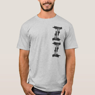 Uzi Tshirt = Split Melons