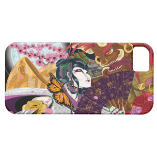 Uzume And The Oni iPhone5/5S Case iPhone 5 Case