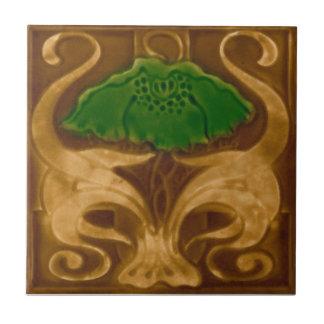 V0015 Victorian Antique Reproduction Ceramic Tile