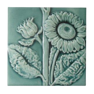 V0020 Victorian Antique Reproduction Ceramic Tile