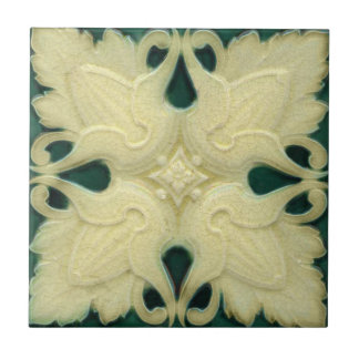 V0046 Victorian Antique Reproduction Ceramic Tile