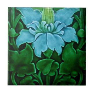 V0061 Victorian Antique Reproduction Ceramic Tile