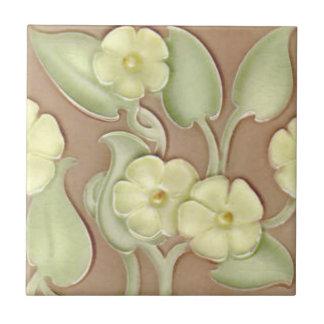 V0062 Victorian Antique Reproduction Ceramic Tile