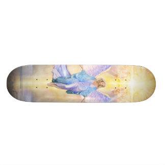 V056 Heaven & Earth Angel Skateboard Deck