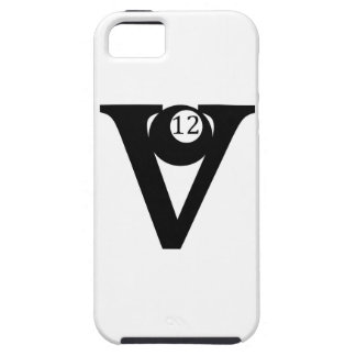 V12 Racing iPhone SE/5/5s Case