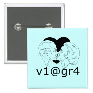V1@GR4 2 INCH SQUARE BUTTON